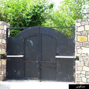 درب لولایی مسکونی